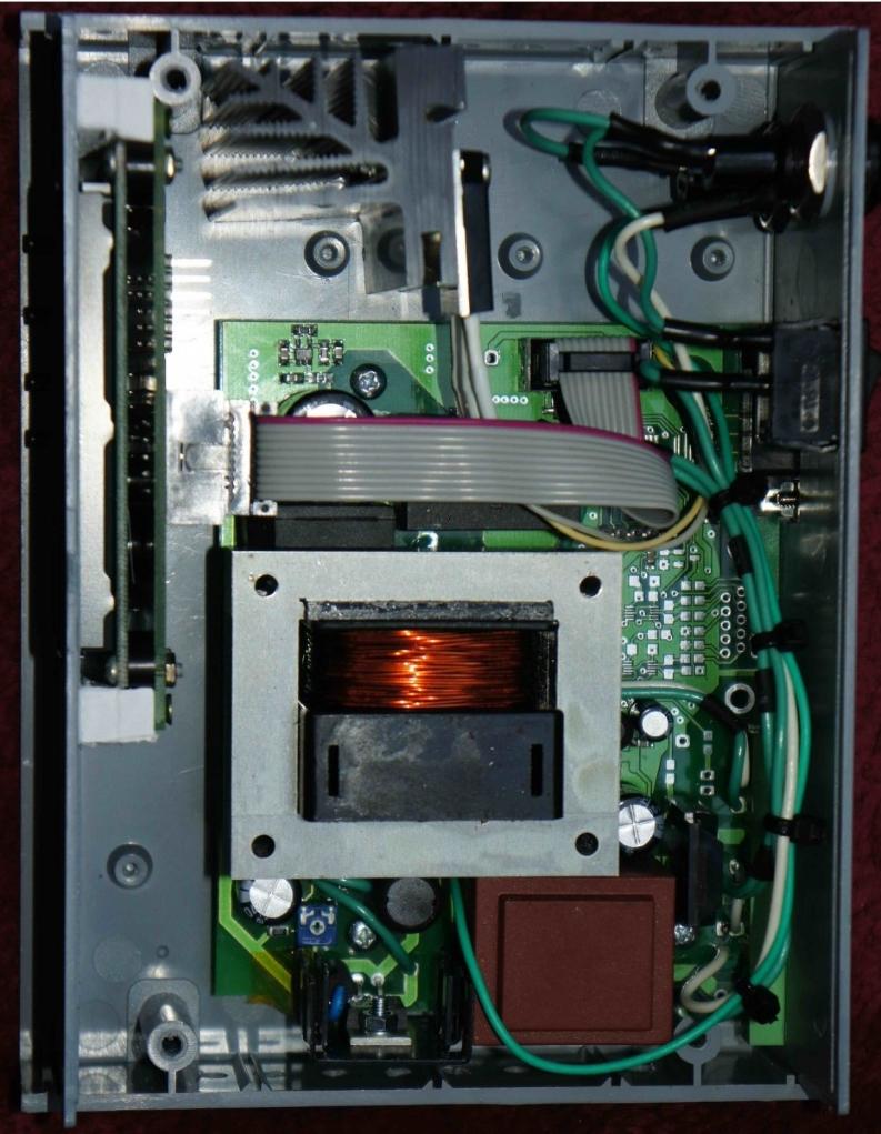 Блок управления инкубатором ИНВА-Б11021-с2