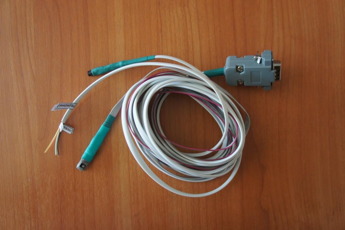 датчики температуры и влажности в кабеле
