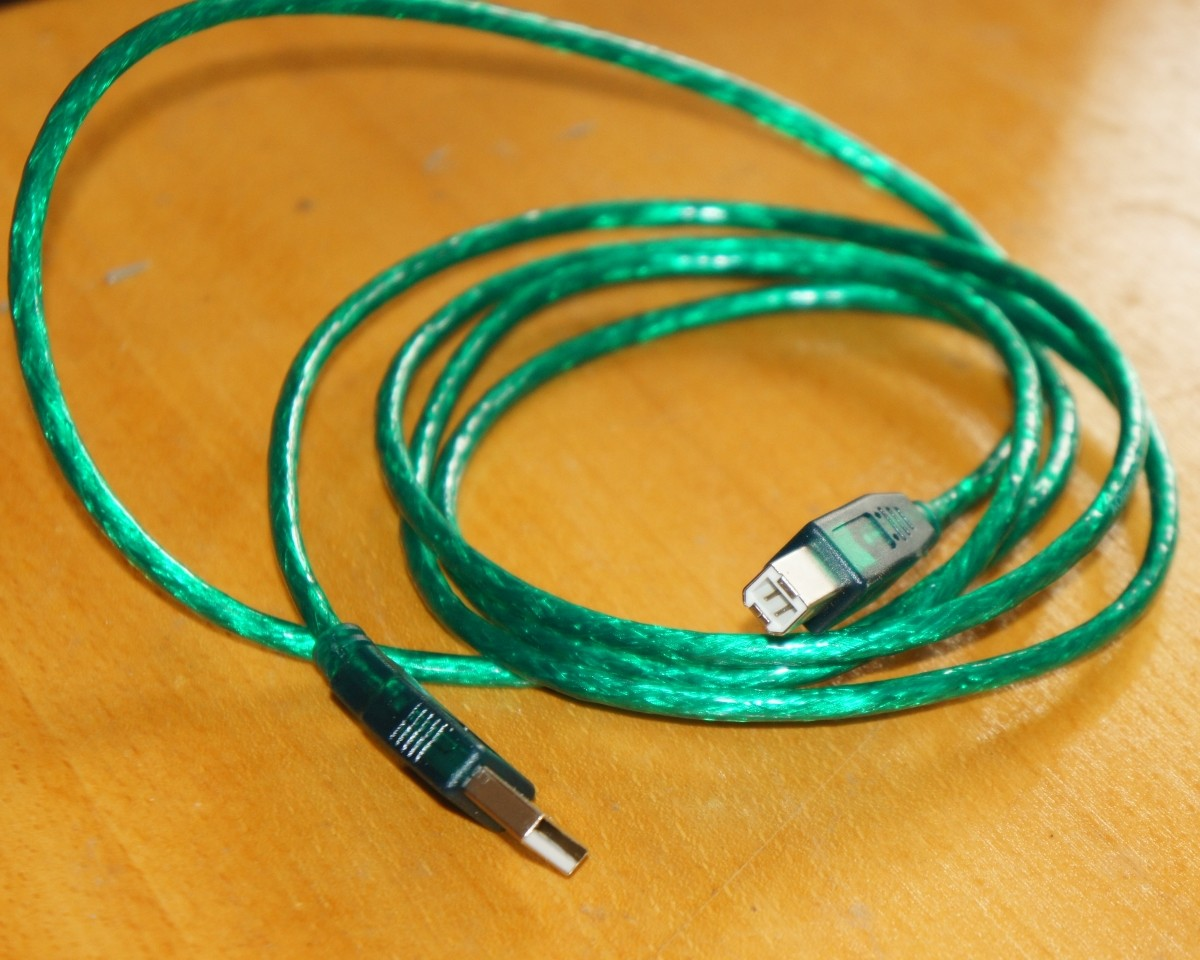 Провод USB для подключения Блока ИНВА-Б100000-к10-1 к компьютеру