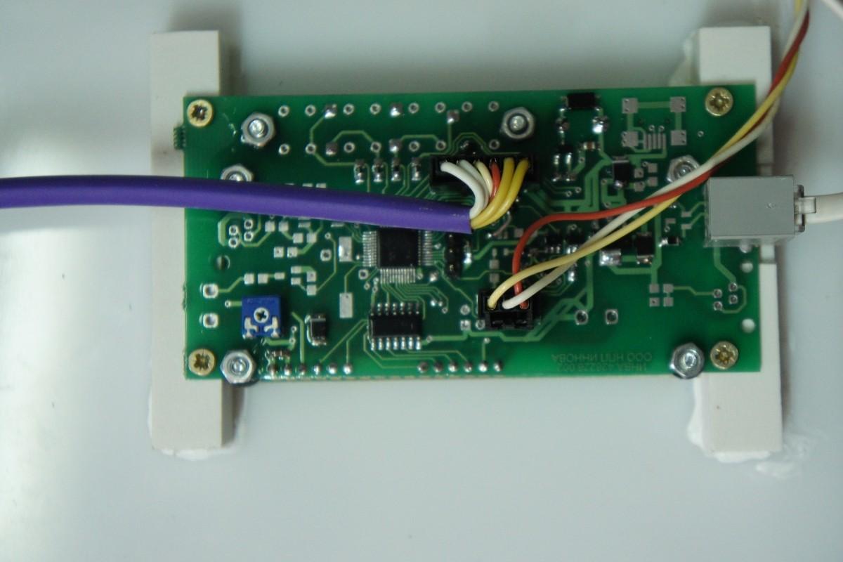 Плата индикации ИНВА-А201-01 в инкубаторе БИОН на 100 яиц