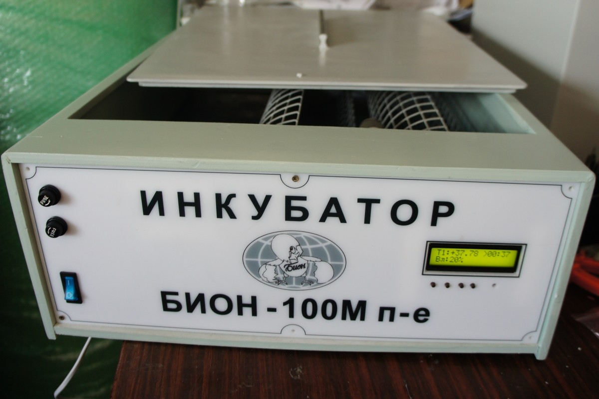 Плата управления ИНВА-А201-01 на инкубаторе БИОН