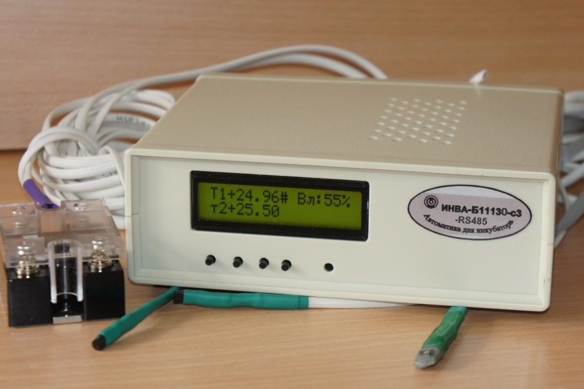 Блок автоматики ИНВА-Б11130М-с3-RS485