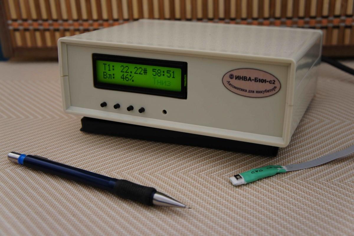 БЛОК ИНВА-Б101(2)-С2 - автоматика для инкубаторов повышенной вместимости