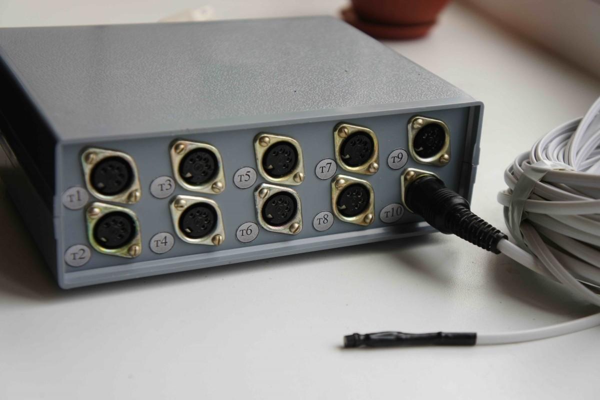 Блок контроля температуры ИНВА-Б10000-к10