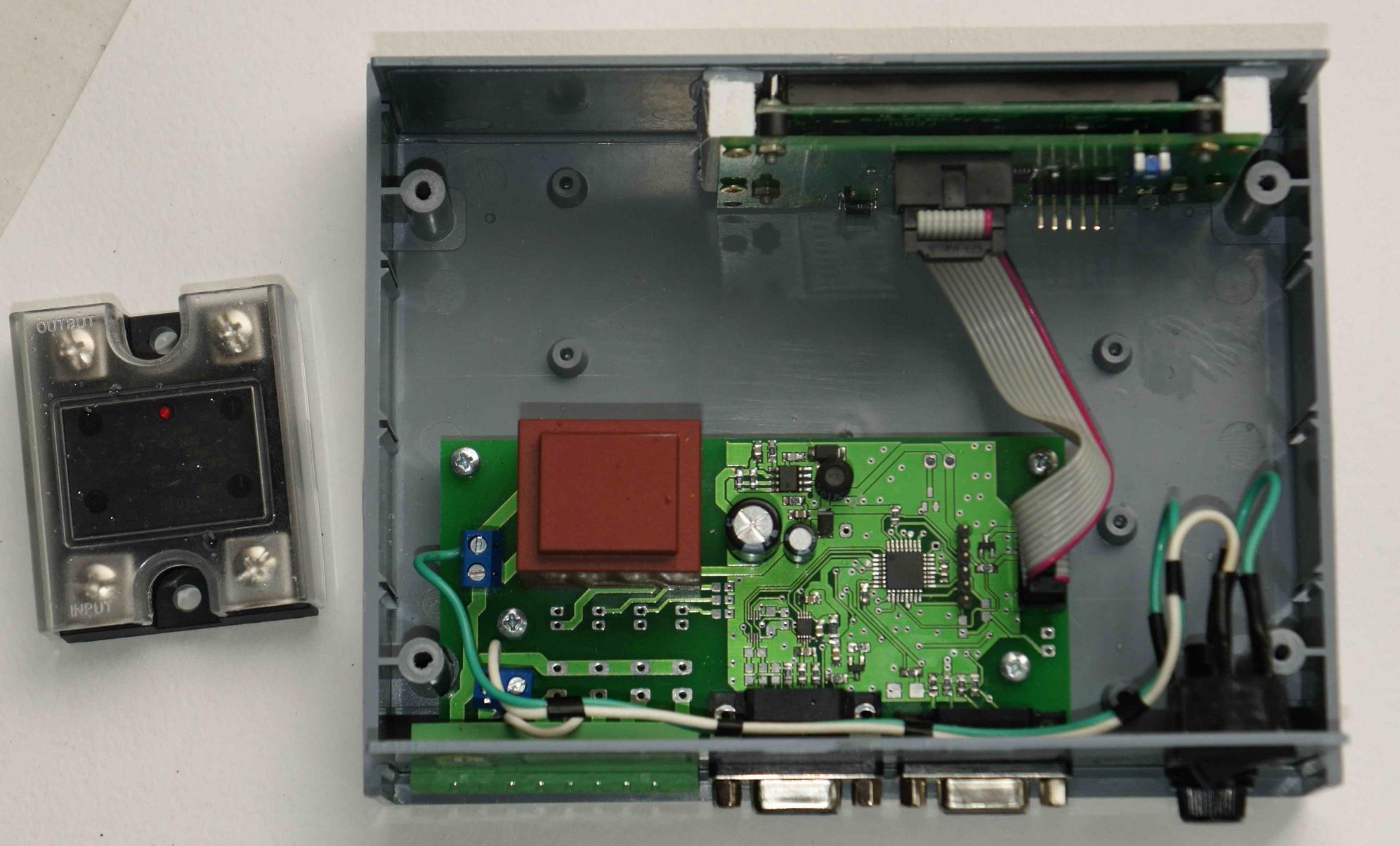 ИНВА-Б102-с0М-автоматика для выводного инкубатора