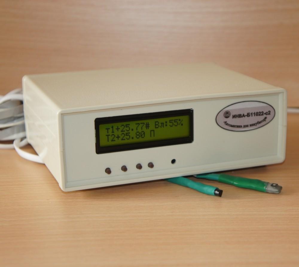 ИНВА-Б11х22-с2. Блок управления инкубатором