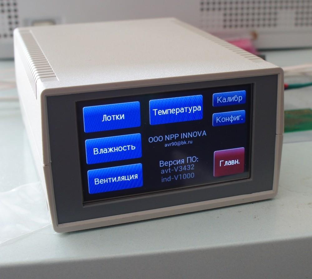 ИНВА-Б41132-с3-RS485. Блок управления инкубатором