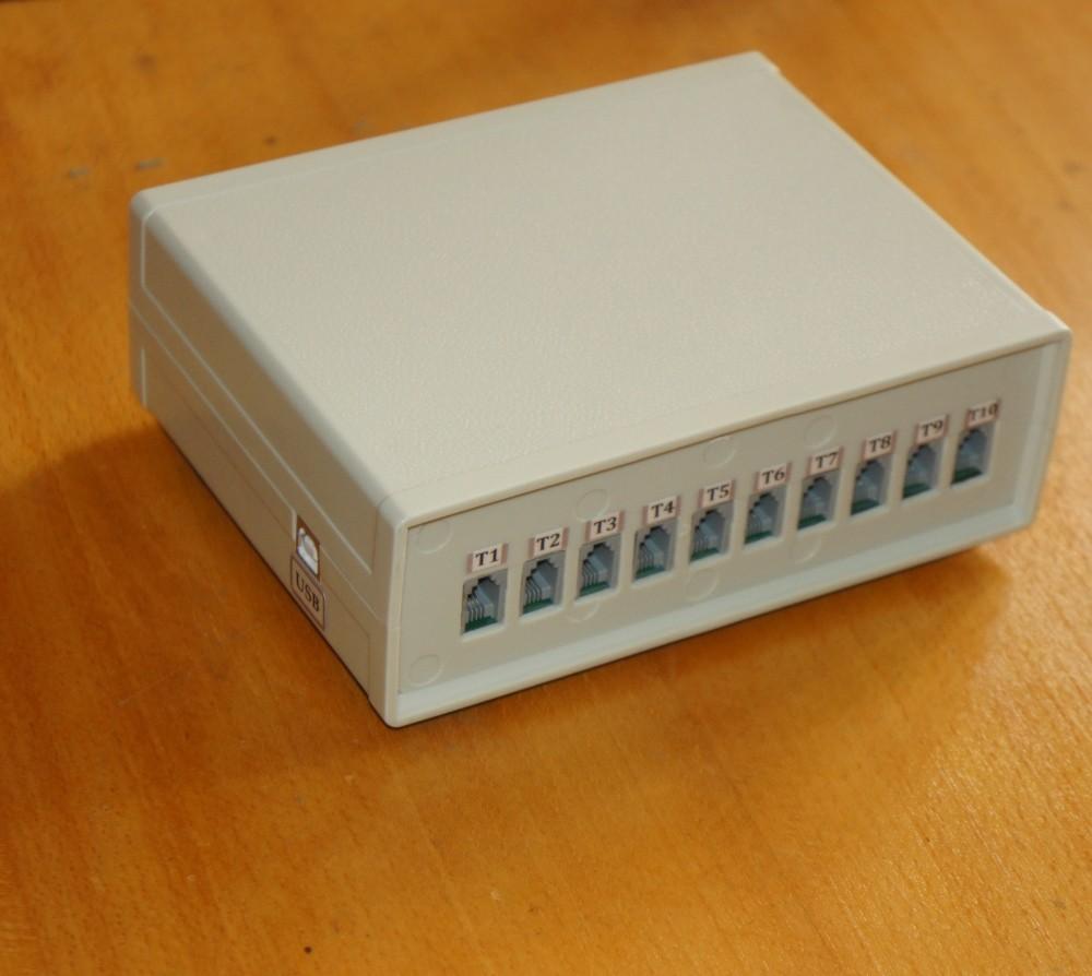 ИНВА-Б10000-к10-1 Блок контроля температуры